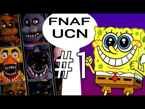Download Ultimate Custom Night Portrayed By Spongebob Video 3GP Mp4
