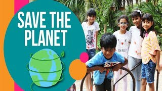World Environment Day | Vox Pop | Kids day out | Save the planet