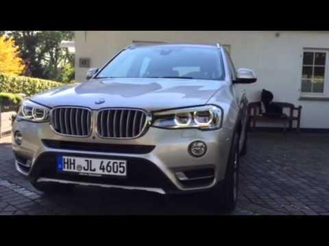 LED Blinker BMW X3 F25 LCI