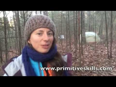 Why Maine Primitive Skills School for Survival and Bushcraft ...