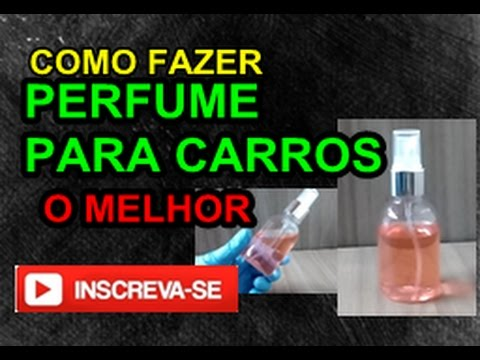 Perfume para carro 2