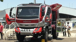 [解放軍]IvecoMoritafireengineconceptWildfiretruckイベコモリタ消防車コンセプトカー