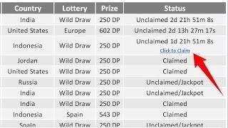 Cara Mengecek Pemenang Lotto Madness dan Cara Mengklaim Hadiahnya