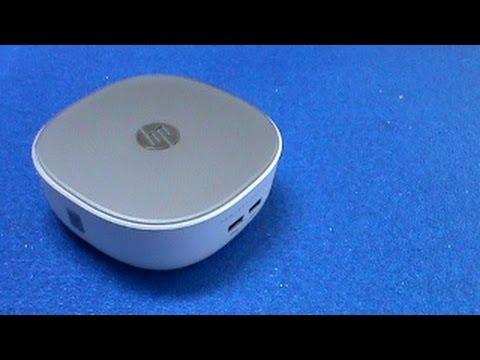 HP Pavilion Mini - Mini PC Desktop Hemat Energi - Unboxing & Review