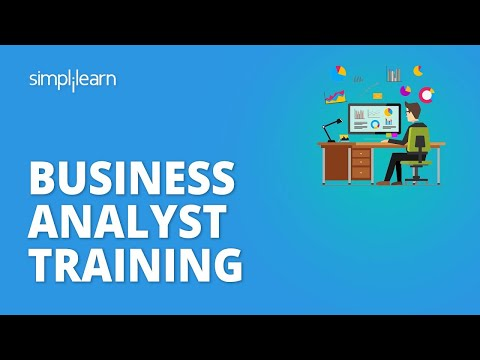 Business Analyst Training For Beginners 2020 | Business Analyst ...