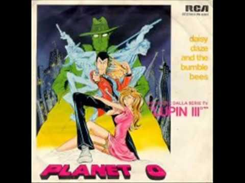 Planet O - Daisy Daze And The Bumble Bees (1979)