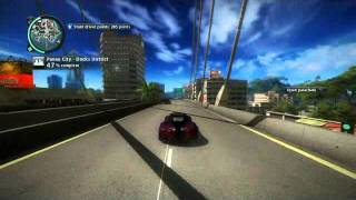 Highway Fail - Just Cause 2