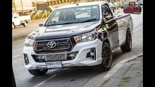 #Toyota #Revo ล้อ Ce28 ขอบ 18x9.5 et20 x4 ยาง Spider 235/45-275/40/18