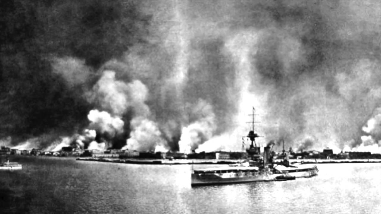 The Destruction of Smyrna