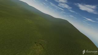Primer vuelo FPV en simulador Freerider