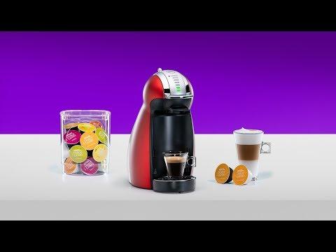 Genio 2 coffee machine display