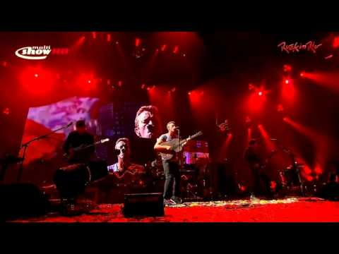 Coldplay - Major Minus (Live @ Rock in Rio 2011)