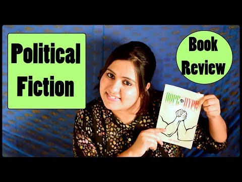 Hope Vs Hype by Ankit Jaiswal   Political Fiction   Book Review