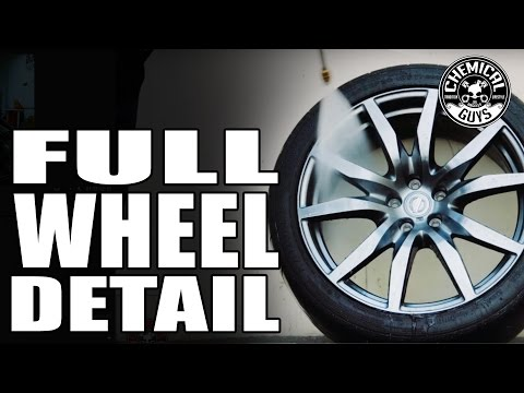 How To Detail, Polish, And Protect Wheels - Nissan GTR - Chemical Guys