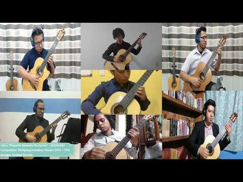 Concierto de la Orquesta de Guitarras