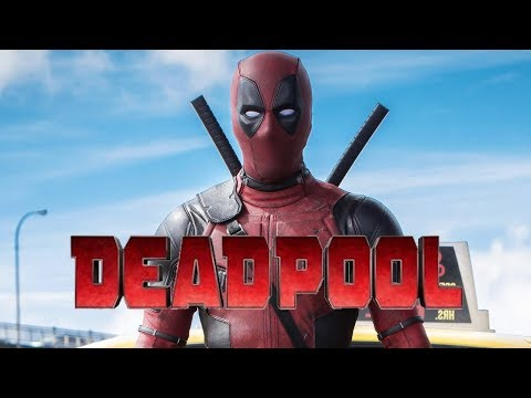 DEADPOOL | DMX - X Gon' Give It To Ya