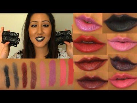 Matte Liquid Lipstick by The Lip Bar #4