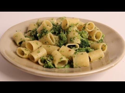 Video Pasta with Broccoli Recipe - Laura Vitale - Laura in the Kitchen Episode 313