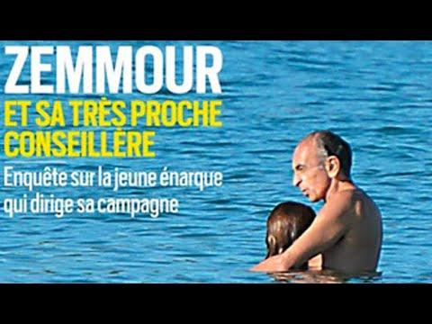 """Photos d'Eric Zemmour dans Paris Match: """"pas de changement de stratégie en vue"""""""