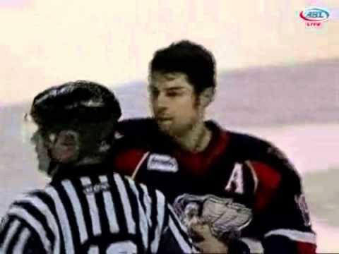 Eric Selleck vs Greg Amadio