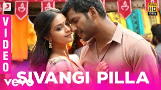 Pandem Kodi 2 - Sivangi Pilla Video | Vishal, Keerthi Suresh