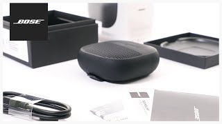 Bose SoundLink Micro - Unboxing + Setup