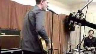 The Futureheads - Broke Up The Time (Rehearsal Footage)