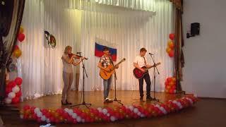 Я живу в России. Праздничный концерт. Ютановка. 31 регион