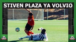 Stiven Plaza volvio al Real Valladolid ⚽ ecuatorianos en el exterior