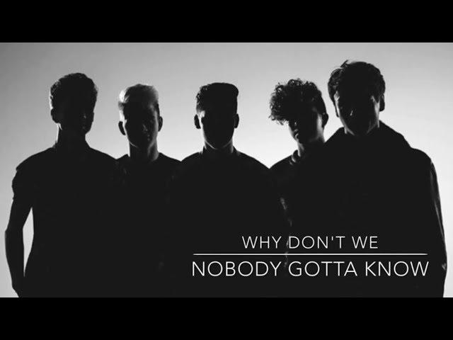 Nobody-gotta-know-lyrics-by