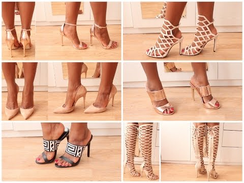HAUL - Summer 2015 Shoe Faves + GIVEAWAY!!!