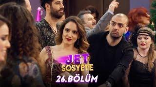 Jet Sosyete 2.Sezon 11. Bölüm Full HD Tek Parça