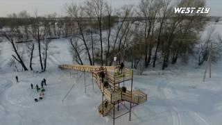 Жанұямен қысқы демалыс/Зимние выходные с семьей/Орал/Уральск