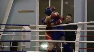 Тайский бокс Смоленск. Победа нокаутом .