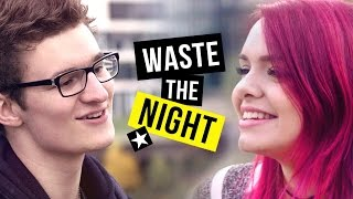 5 Seconds Of Summer - Waste The Night (Cover) | Alycia Marie & Johannes Weber
