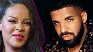 Drake Accidentally Reveals New Rihanna Face Tattoo?