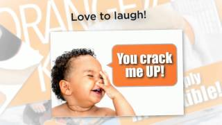 Orange Personality Children