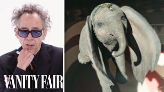 Tim Burton Breaks Down Dumbo's Parade Scene With Colleen Atwood | Vanity Fair