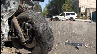 Хабаровчанин разбил отреставрированный собственными силами Мерседес.  MestoproTV
