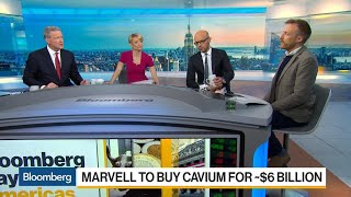 Rolland, Hammond on the Marvell-Cavium Deal