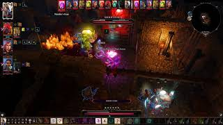 Playthrough (57) Divinity OS2 : Trying to cure a Woman  Black Pits Gates