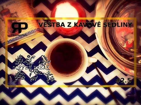 Coffeebreak #1.5 - věštba z kávové sedliny