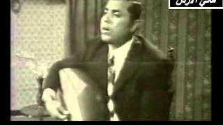 مازيكا اسماعيل خضر يبدع في عندما يأتي المساء نادر 1966 - ارشيف هاني الأردن تحميل MP3