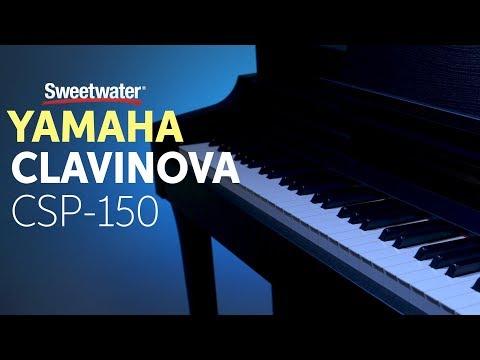 Yamaha Clavinova CSP-150 Digital Piano Review