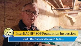 Performing a Foundation Inspection According to the InterNACHI® SOP