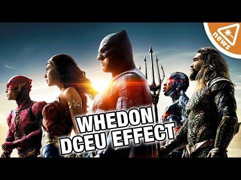 How Joss Whedon Is Already Shaping the New DCEU! (Nerdist News w/ Jessica Chobot)