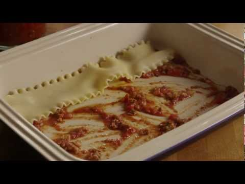 How to Make Homemade Lasagna