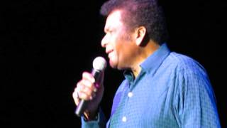Charlie Pride - My Eyes Can Only See As Far As You (live) - St. John's, NL