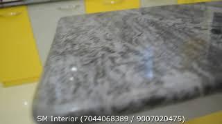 Open Full Modular Kitchen At Kolkata By SM Interior