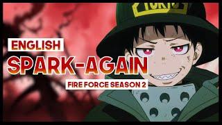 "【mew】""SPARK-AGAIN"" by Aimer ║ Fire Force Season 2 OP║ ENGLISH Cover & Lyrics"